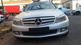 2009 Mercedes Benz C220 CDi Available for Sale