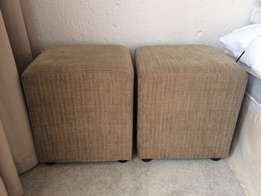 Two Mr Price cubes
