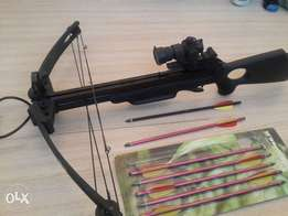 150 lbs compound cross bow