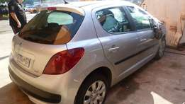 Stripping for parts / Peugeot 207 1.4 Xline