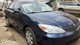 Super Clean Tokunbo 2004 Toyota Camry LE Lagos Cleared
