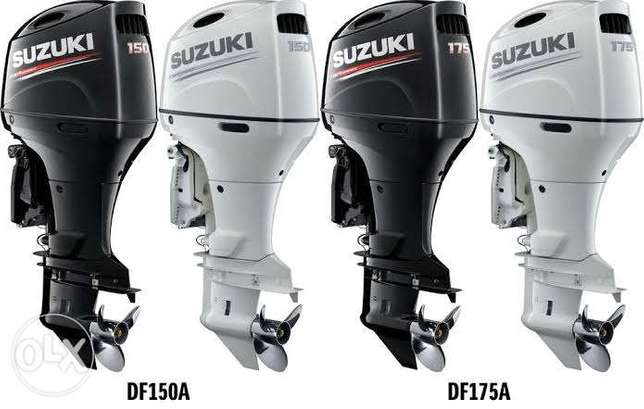 Suzuki outboard for sale new