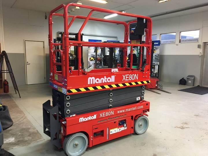 Mantall Xe80n - 2016