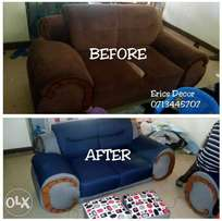 Best sofa renewal and repairs proffesionals