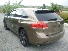 Registered 2010 Toyota Venza V6 (Full Option).
