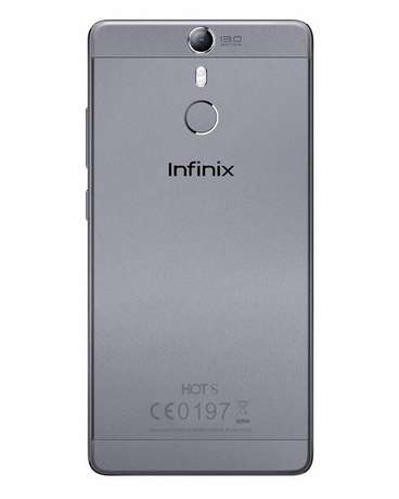 Infinix Hot S X521 Brand new sealed Warranted with free tempered glass Nairobi CBD - image 2