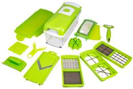 11 in 1 Vegetable Nicer,Dicer ,Chopper,Cutter & Grater