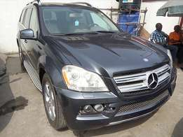 Foreign Used Mercedes Benz GL 450 (2011)