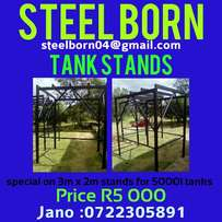Tank stands