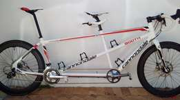 Cannondale Racing Tandem
