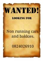 Non runners wanted