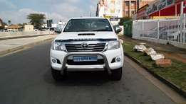2013 Toyota Hilux 3.0d-4d Raider R/b Automatic Double Cab For Sale