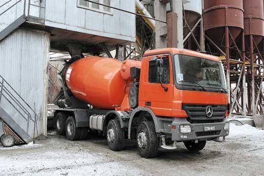 бетон борки