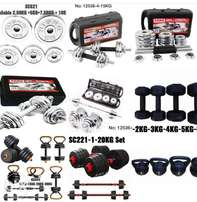All dumbells and all weights are available good quality best price