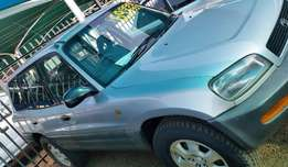 CLEARANCE SALE!!! 1997 Toyota RAV 4, 1.8 for sale