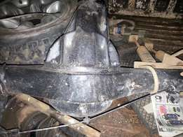 Isuzu Diff front and back Diff
