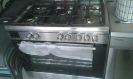5 plate gas stove from AEG