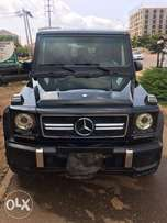Used G-wagon