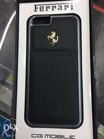 iPhone 6 Ferrari Leather back case