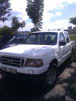 Ford Ranger Double Cab 2006 local manual