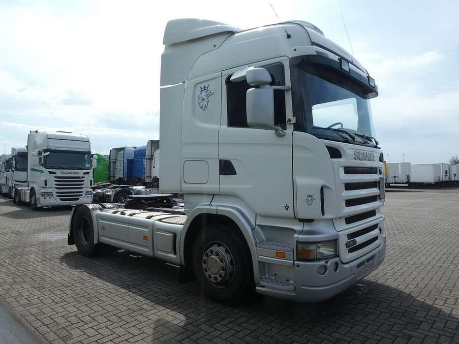 Scania R500 retarder - 2006 - image 2