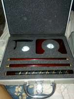 Golf set and poker game set for sale