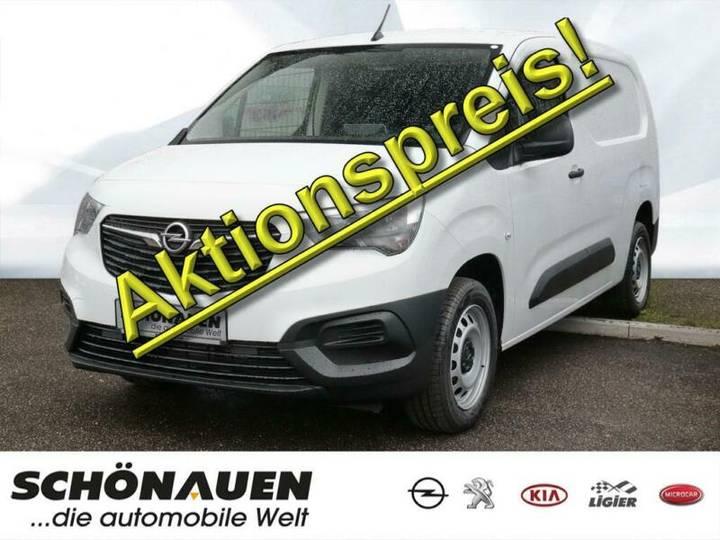 Opel Combo Cargo XL 1.5 D Selection SORTIMO AUSBAU!! - 2019