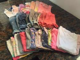 Second Hand Baby Girl Clothing & Shoes (1-2 Yrs Excellent Condition)