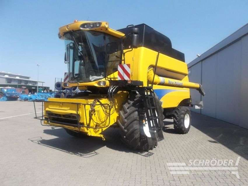 New Holland Csx 7080 - 2009