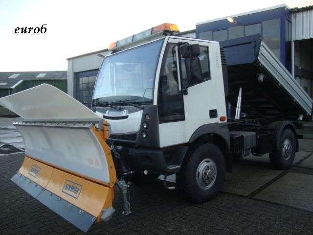 Schmidt AEBI MT 750 4X4 KIPPER 6cil winterdienst MT750 3 ZIJDIGE ... - 2014