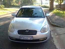 Hyundai Accent 1.6L for sale in good condition