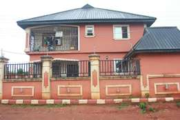 6 flats of 2 bedroom each for sale at Sapele road