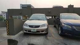 Neatly Used Honda Civic (2004)