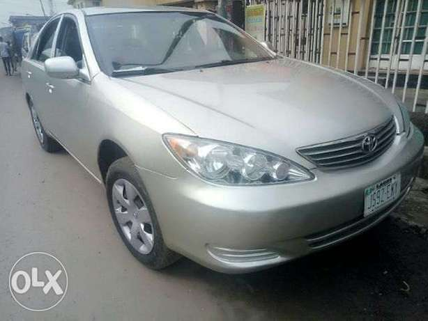 Registered Toyota Camry Big Daddy 2005 Model Mushin - image 2
