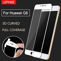 3D Full curved Fit Glass Protector for Huawei G8