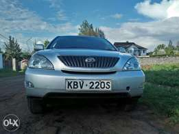Toyota Harrier 2006 Model 2400cc