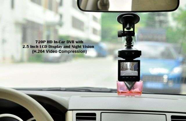 HD Portable DVR with 2.5' TFT LCD Screen for Home and Car use Sunridge Park - image 2