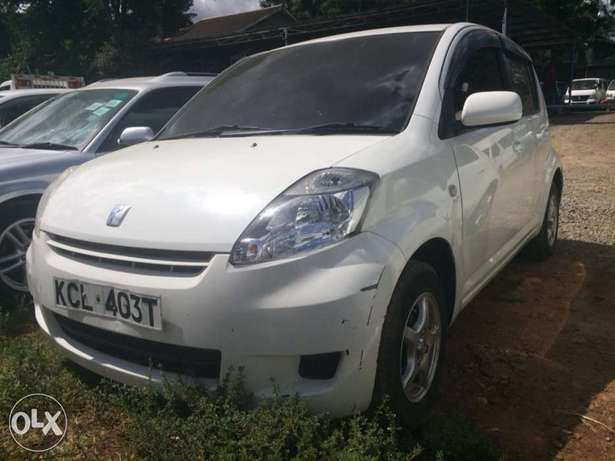 Quick sell 2010 Toyota Passo clean Buy and drive call for viewing Nairobi CBD - image 8