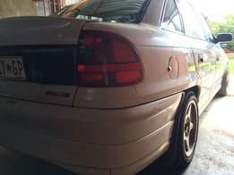 1998 Opel Astra 200ise