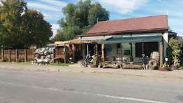 Coffee shop and bakery