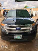 Super charged Ford Edge 2014 model bought brand-new