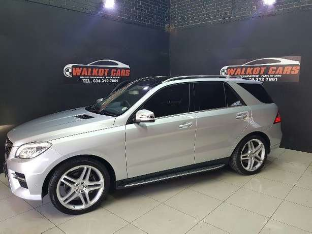 2014 Mercedes-Benz ML350 A/T Newcastle - image 1