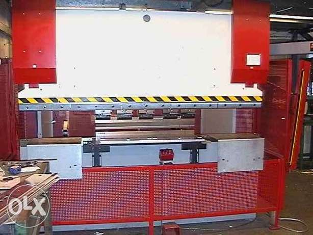 Best Price Automatic CNC Hydraulic Press Brake with CE&ISO