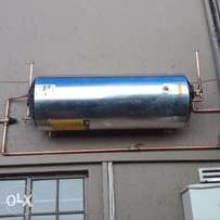We do Geysers repairs and installation