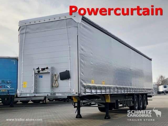 Schmitz Cargobull Schuifzeil Standard - 2019