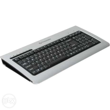 Premium office PC keyboard from thermaltake A2478
