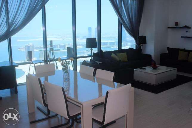 Fantastic 2 BR flat in Seef / Balconiy, Sea view السيف -  1