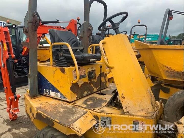 Thwaites 1.5 tonne - 2007