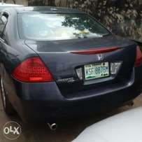 Honda Accord DC V6