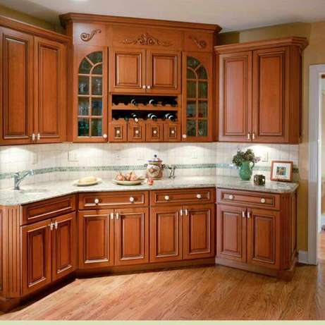 customised kitchen cabinets made on site get yours today Parklands - image 1